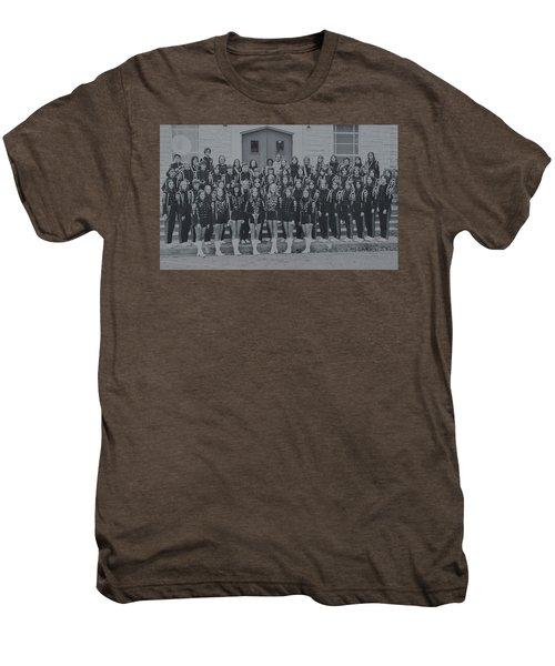 Band After Fire 76 Men's Premium T-Shirt