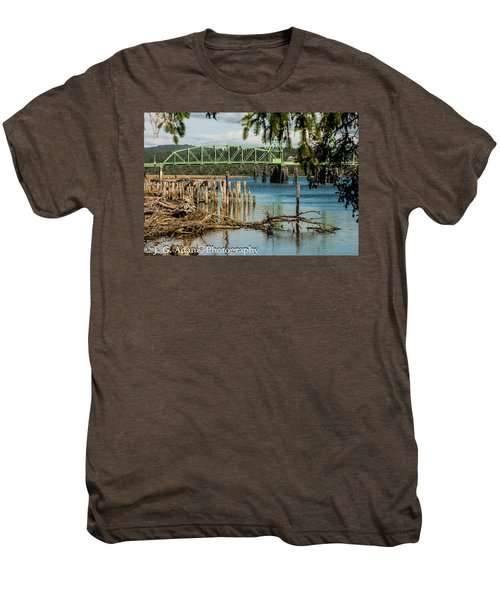 Bandon Drawbridge Men's Premium T-Shirt