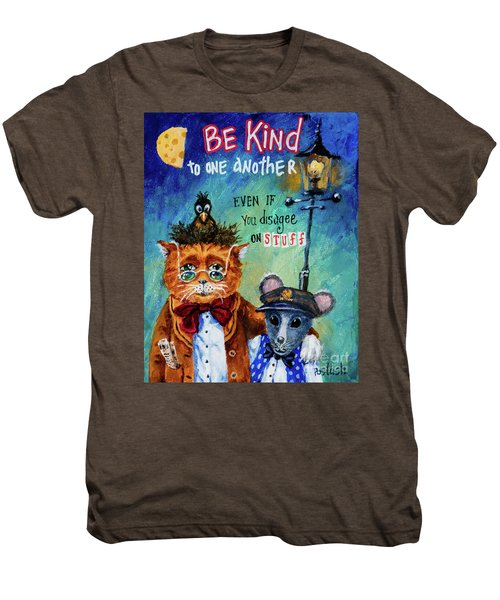 Be Kind Men's Premium T-Shirt