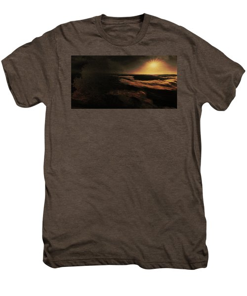 Beach Tree Men's Premium T-Shirt