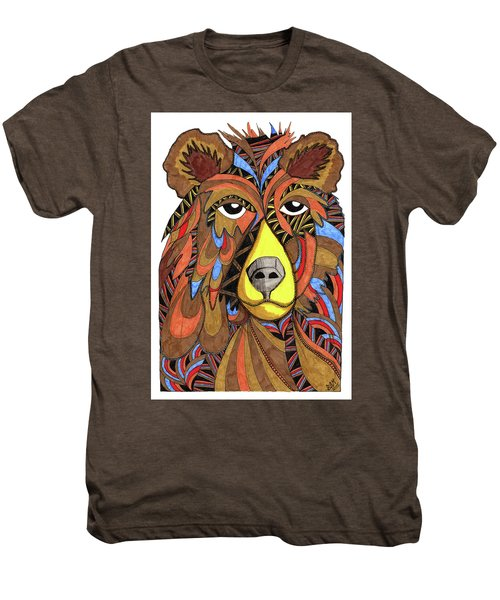 Benjamin Bear Men's Premium T-Shirt