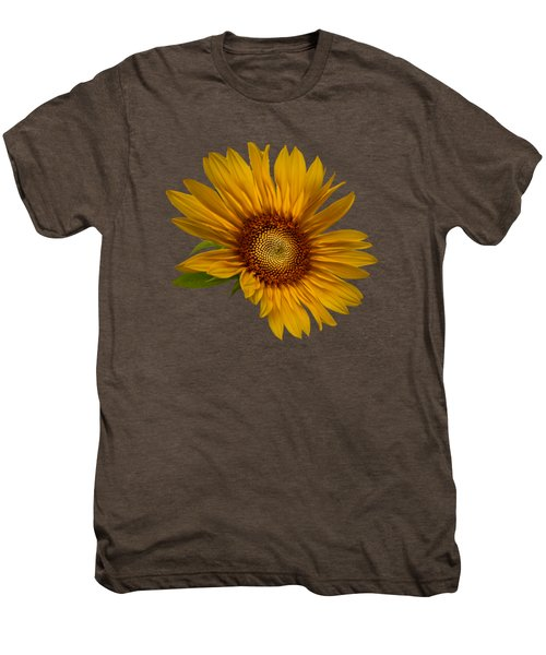 Big Sunflower Men's Premium T-Shirt