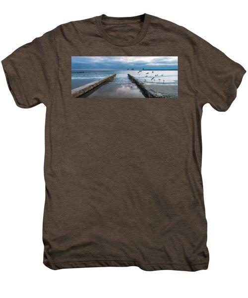 Bird Flight Men's Premium T-Shirt