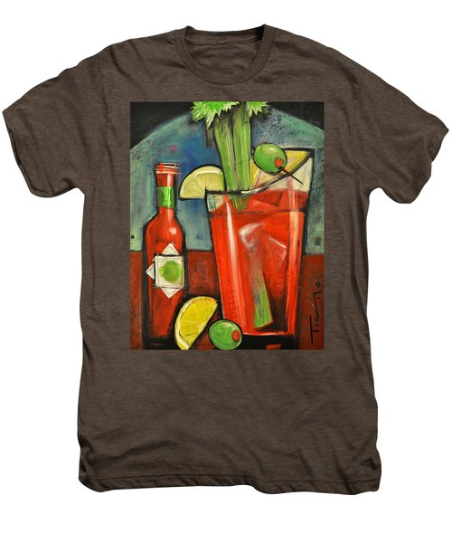 Bloody Mary Men's Premium T-Shirt by Tim Nyberg