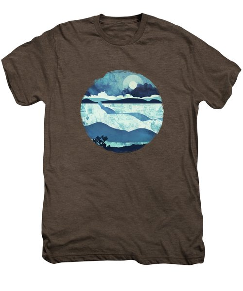 Blue Desert Men's Premium T-Shirt