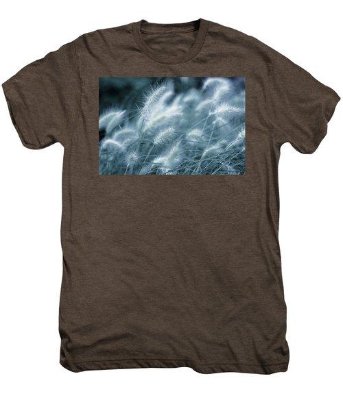 Blue Gras Men's Premium T-Shirt