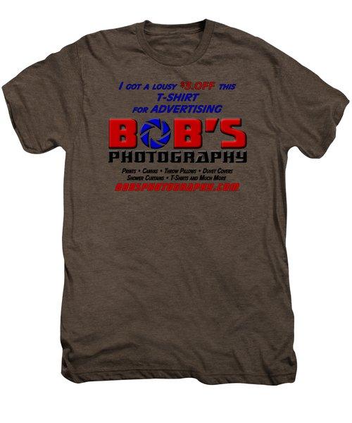 Bobs Photography T-shirt Men's Premium T-Shirt