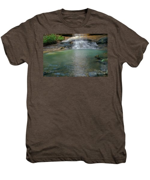 Bottom Of Falls Men's Premium T-Shirt