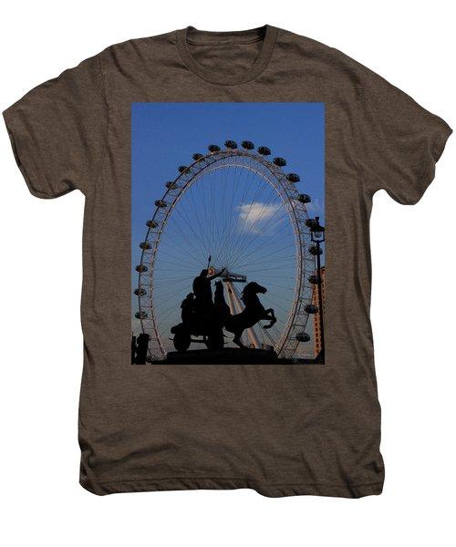 Boudicca's Eye Men's Premium T-Shirt