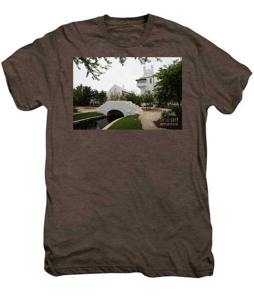 Bridge In Alys Beach Men's Premium T-Shirt