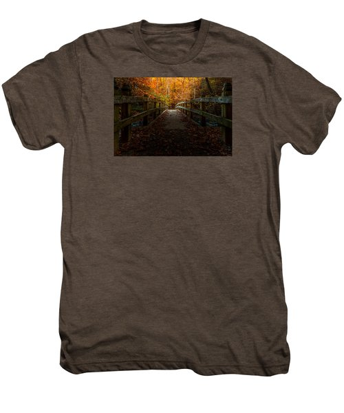 Bridge To Enlightenment Men's Premium T-Shirt