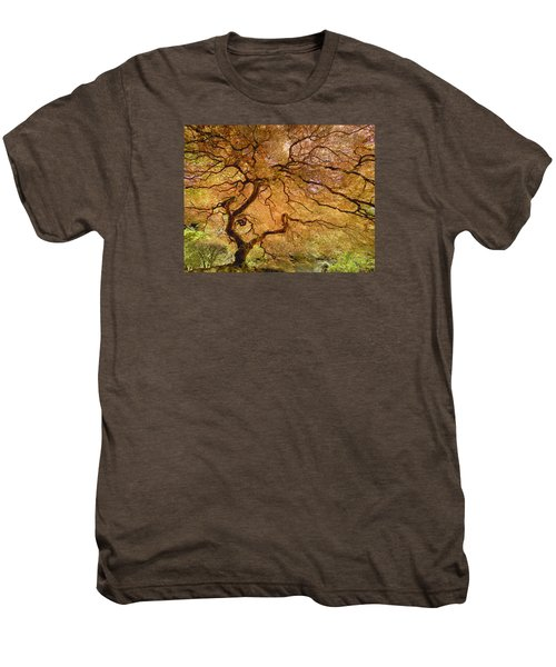 Brilliant Japanese Maple Men's Premium T-Shirt