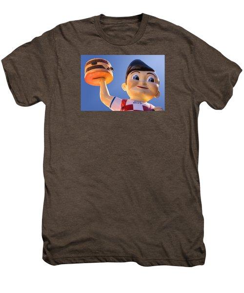 Burger Bob Men's Premium T-Shirt
