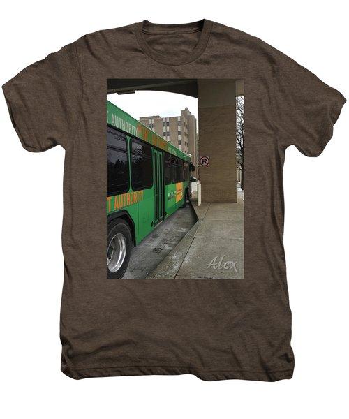 Bus Stop Men's Premium T-Shirt