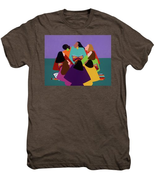 Butterflies Dream Men's Premium T-Shirt