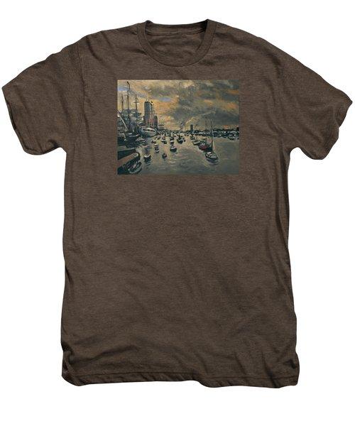 Bye Bye Sail Amsterdam Men's Premium T-Shirt