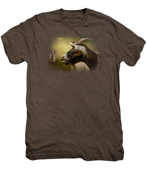 Calling Men's Premium T-Shirt by Jai Johnson