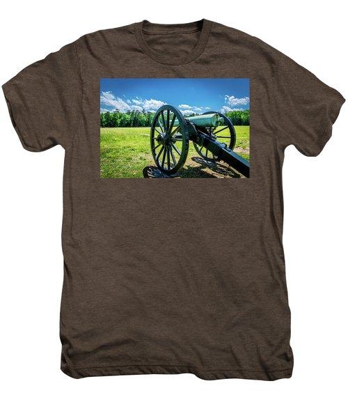 Cannon Men's Premium T-Shirt