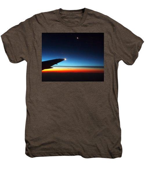 Carolina Sunrise Men's Premium T-Shirt