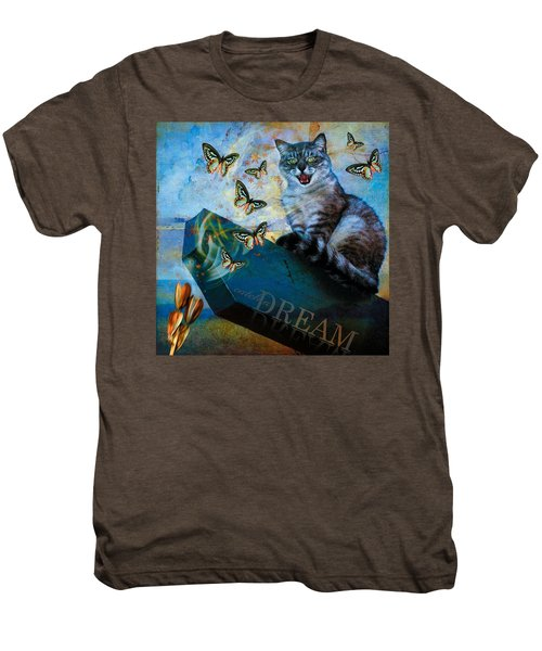 Catch A Dream Men's Premium T-Shirt