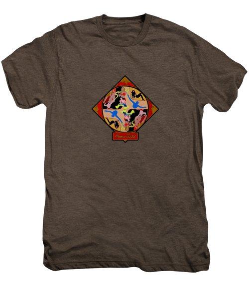 Celebrity Shapes Men's Premium T-Shirt