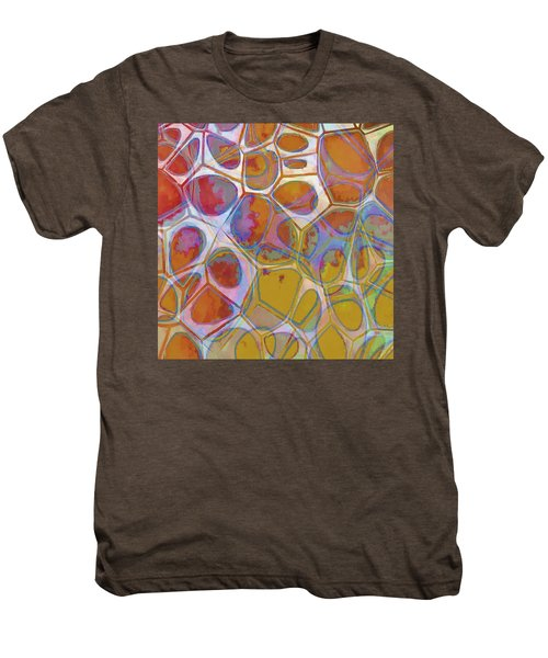 Cell Abstract 14 Men's Premium T-Shirt