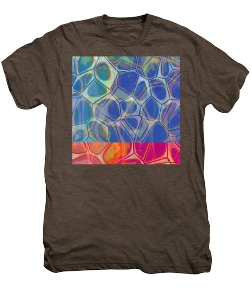 Cell Abstract One Men's Premium T-Shirt