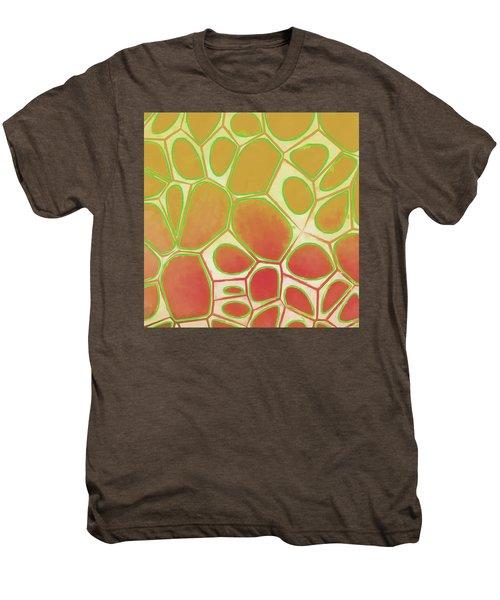 Cells Abstract Five Men's Premium T-Shirt