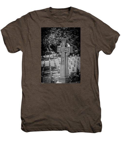 Celtic Grave Men's Premium T-Shirt