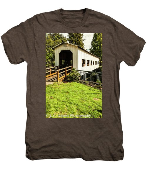 Centennial Bridge Men's Premium T-Shirt