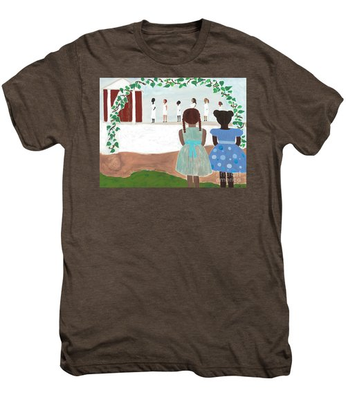 Ceremony In Sisterhood Men's Premium T-Shirt