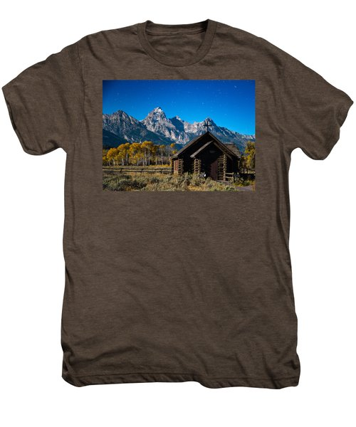 Chapel Of Transfiguration Men's Premium T-Shirt