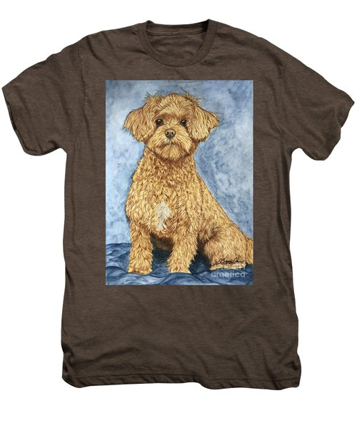 Chase The Maltipoo Men's Premium T-Shirt