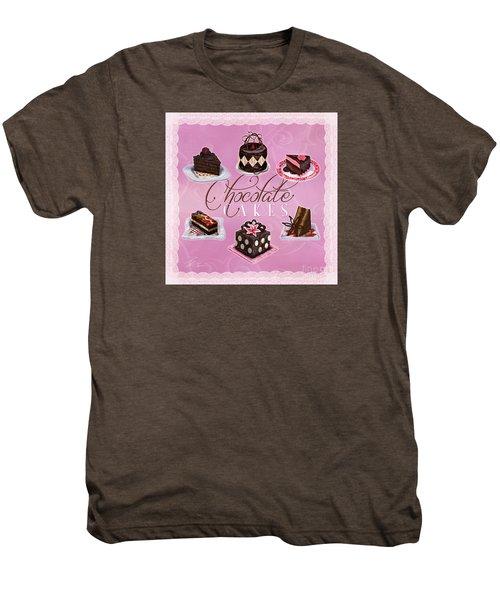 Chocolate Cakes Men's Premium T-Shirt