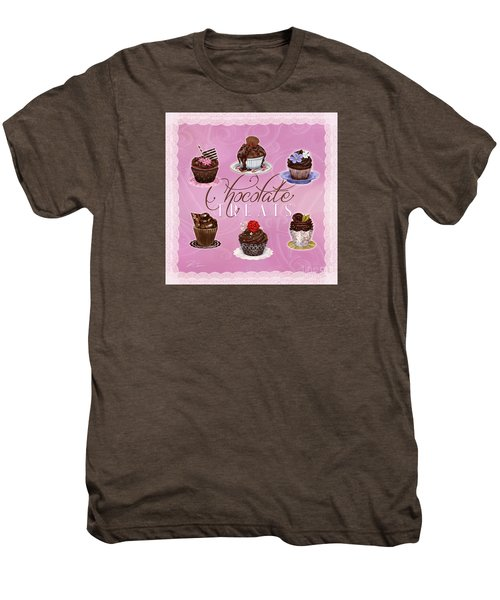 Chocolate Treats Men's Premium T-Shirt