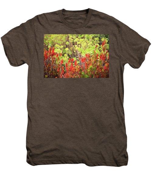 Christmas Cactii Men's Premium T-Shirt