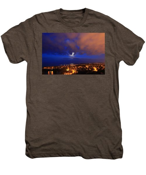 Clouded Eclipse Men's Premium T-Shirt