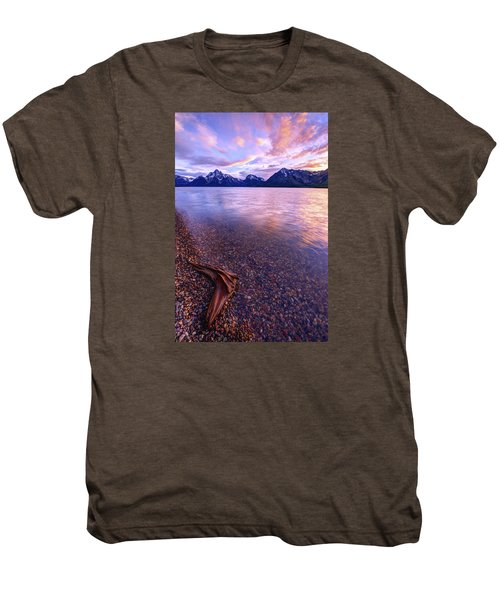 Clouds And Wind Men's Premium T-Shirt