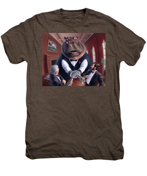 Clumsy Men's Premium T-Shirt