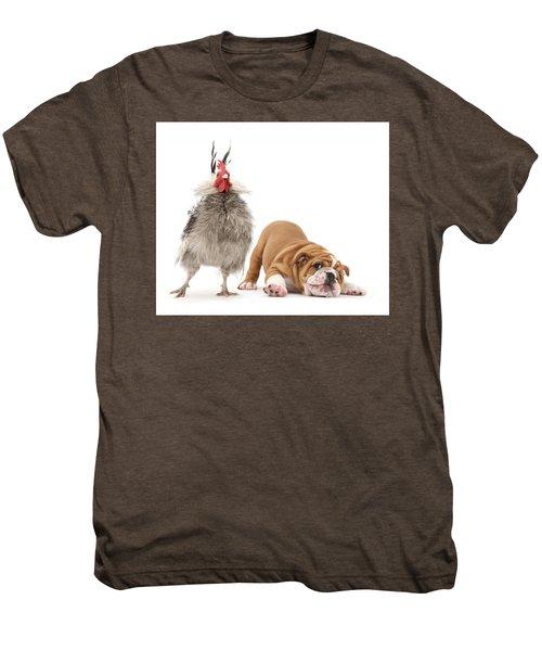 Cock N Bull Men's Premium T-Shirt