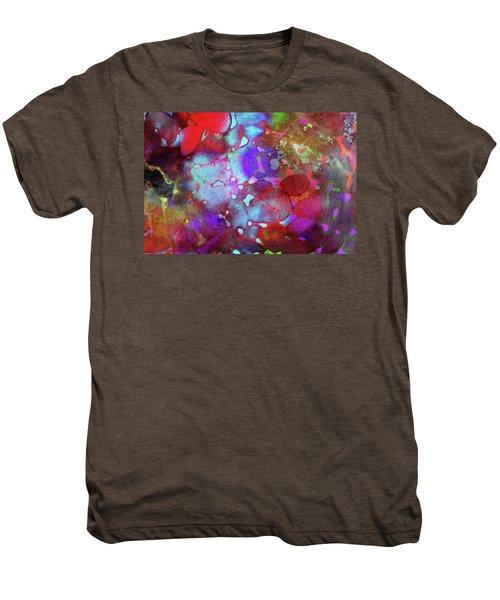 Color Burst Men's Premium T-Shirt