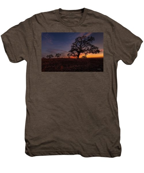 Color Change At First Light Men's Premium T-Shirt