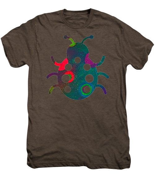 Colorful Crawling Critter Men's Premium T-Shirt