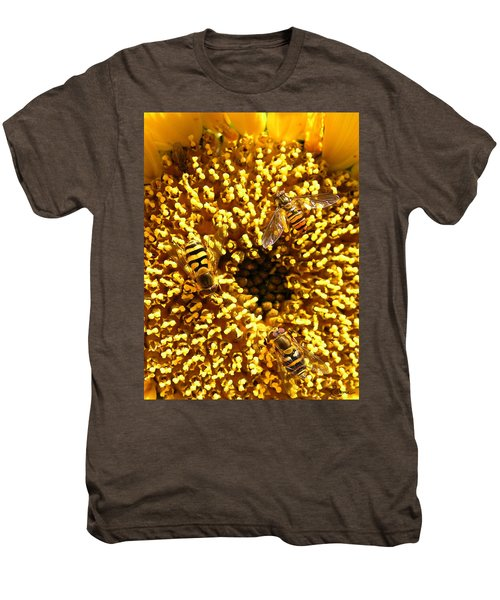 Colour Of Honey Men's Premium T-Shirt