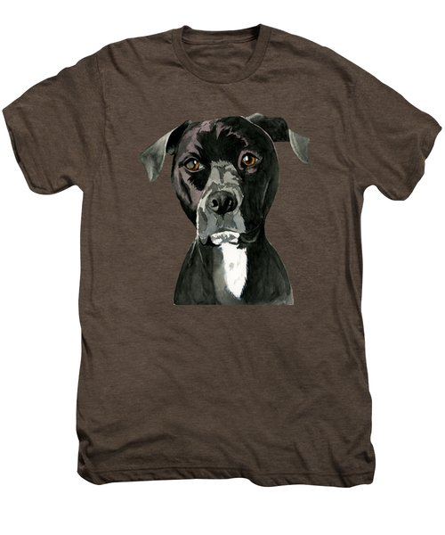 Contemplating Men's Premium T-Shirt
