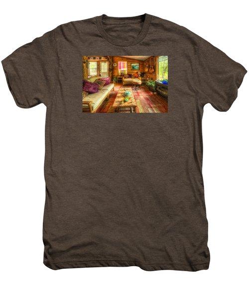 Country Cabin Men's Premium T-Shirt