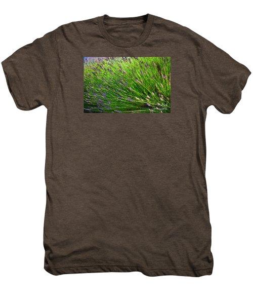 Country Lavender Vi Men's Premium T-Shirt