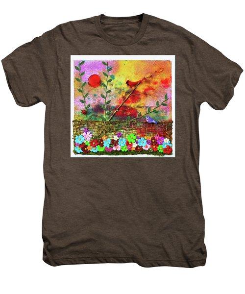 Country Sunrise Men's Premium T-Shirt