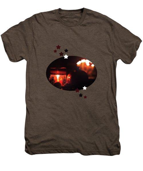 Cozy Advent Men's Premium T-Shirt