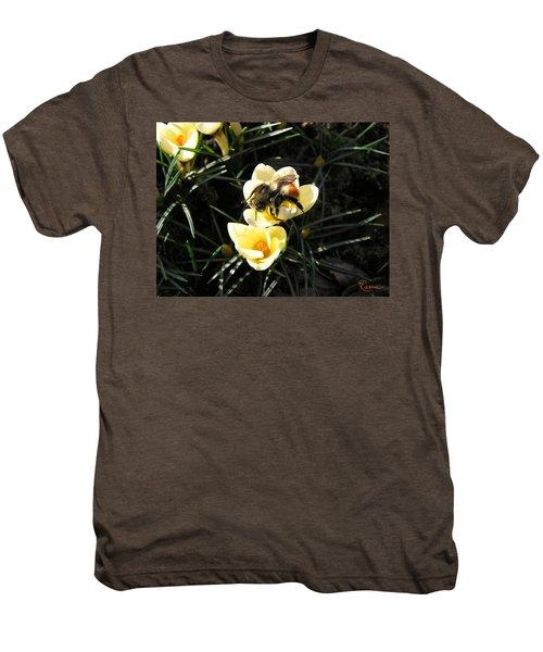Crocus Gold Men's Premium T-Shirt